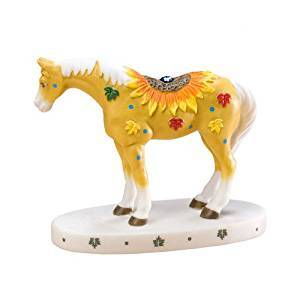 Trail of Painted Ponies from Enesco Magical Moments Mini Figurine