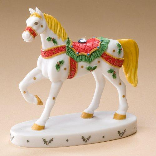 Painted Ponies Season's Greetings Mini Figurine from Enesco