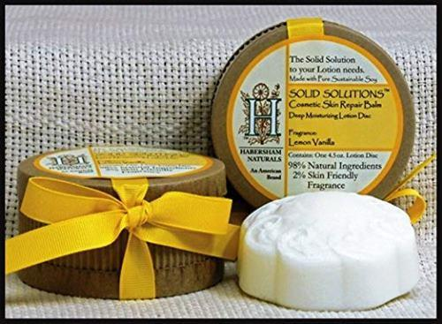 Habersham Candle Company Solid Hand Lotion Disc, Choice of Scent