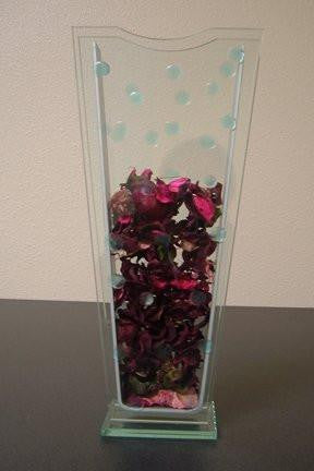 Artistic Glass Vase #6