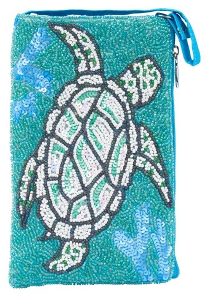 Bamboo Trading Company Cell Phone Club Bag, Turtle