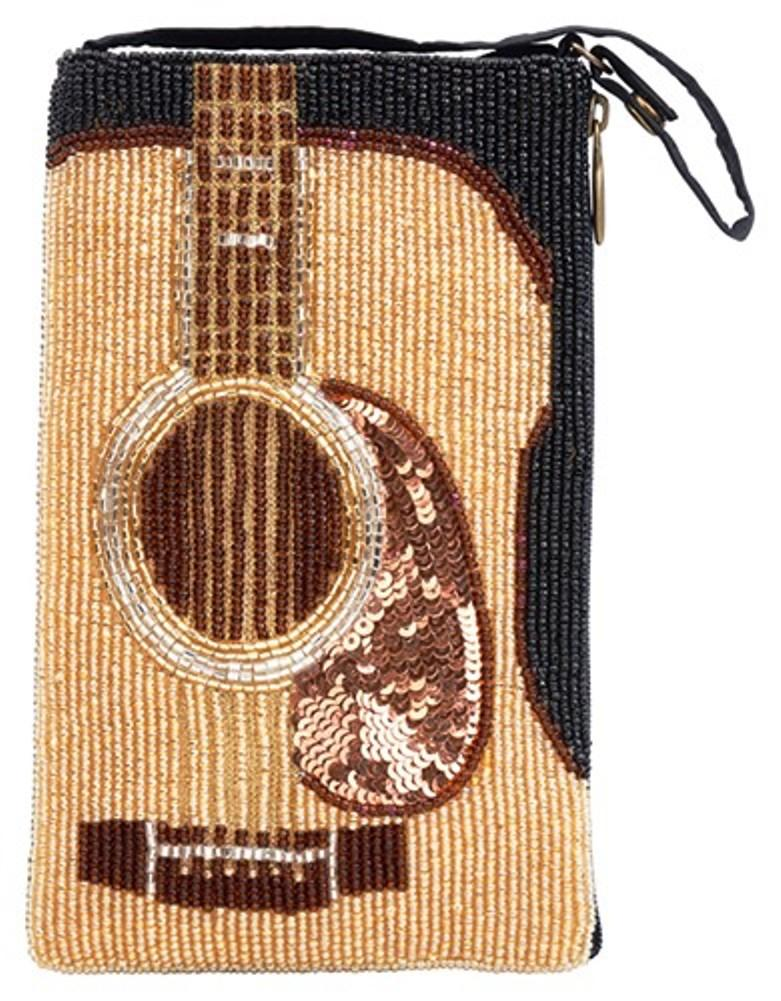 Bamboo Trading Company Cell Phone Club Bag, Guitar