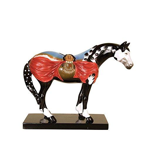 Trail of Painted Ponies Crazy Horse Pony Figurine