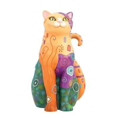 Audubon Kleo Cat Figure by Westland Giftware