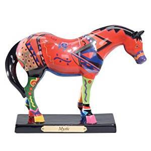Trail of Painted Ponies from Enesco Mystic Figurine, Retired