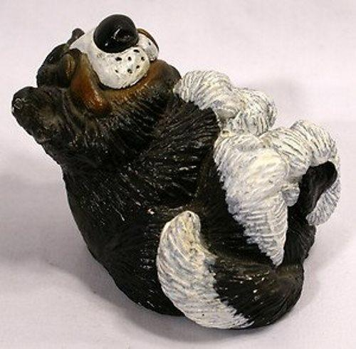 Beasties of The Kingdom Bebe Black and White Cat, Figurine - Gifts From A Distance