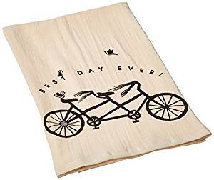 TAG Best Day Flour Sack Dishtowel