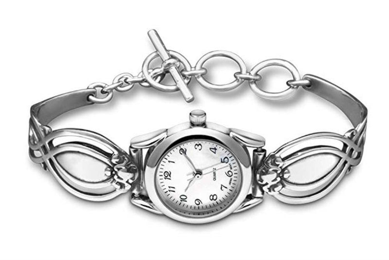 Hellensburgh Watch by Silver Spoon Jewelry, Made in the USA