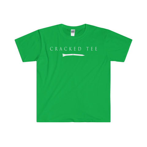 CRACKED TEE Softstyle® Adult T-Shirt