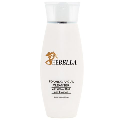 Hébella Foaming Facial Cleanser