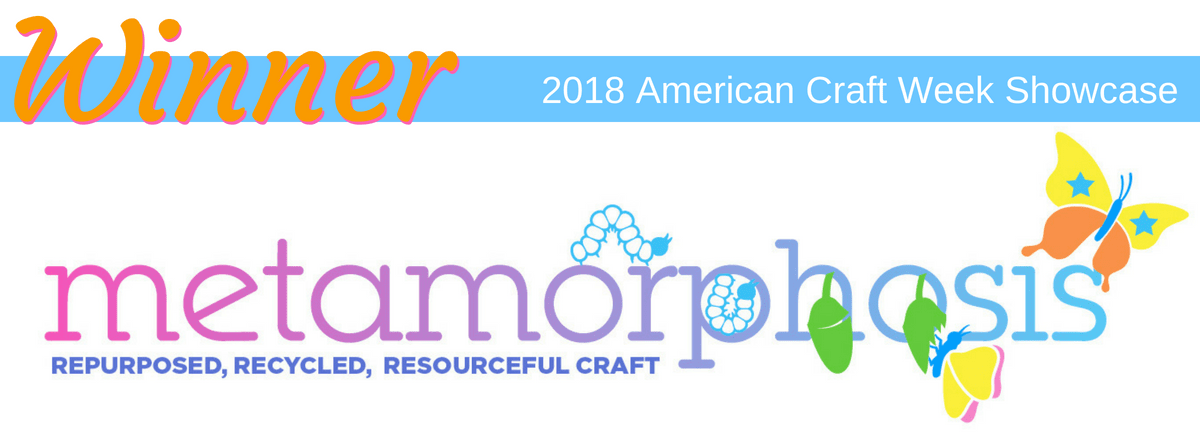 Selected Artist for the 2018 American Craft Week Showcase!!
