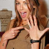 Kristen Doute Wears a Spoon Ring, Lost & Forged