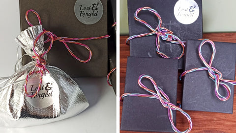 Twisted Wire Gift Ribbons