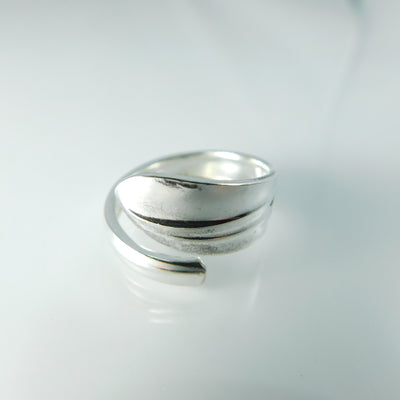 Handmade spoon ring
