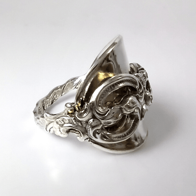 spoon ring Norway Lace Whole Spoon Ring