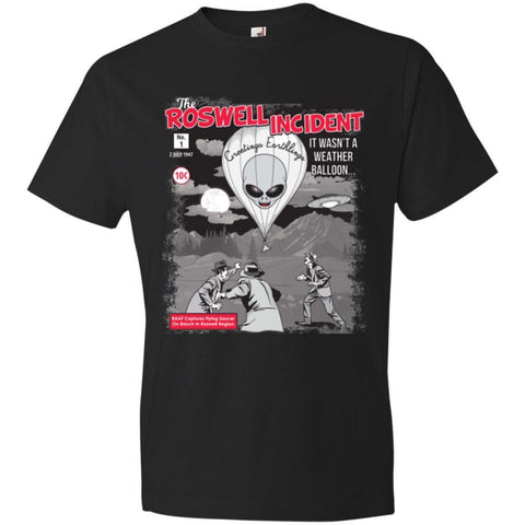 """The Roswell Incident July 1947"" World UFO Day Unisex Youth T-Shirt"