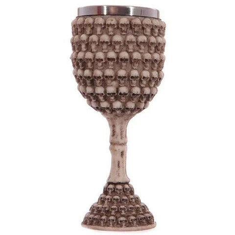 Halloween 3D Stainless Steel Goblets