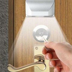 Motion Activated Keyhole Light