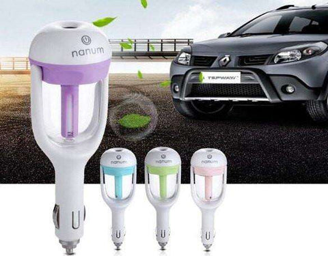 Car Air Purifier - 12V Car Air Purifier