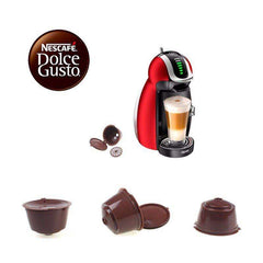 Coffee Capsules - Dolce Gusto Refillable Coffee Capsules