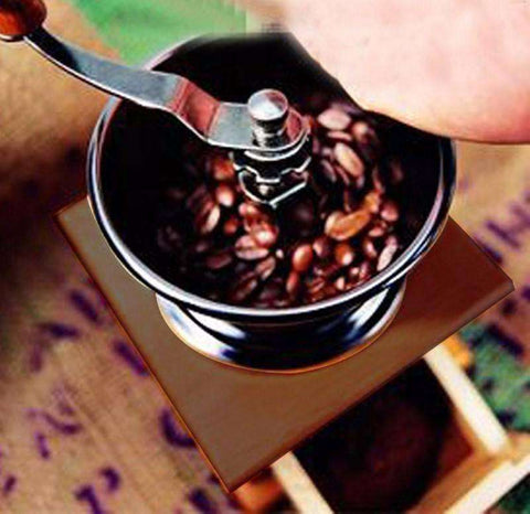 Coffee Tools - Classic Manual Coffee Bean Grinder