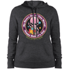 "Image of ALIEN Mother's Day ""My Mom's Out of This World"" Ladies' Pullover Hooded Sweatshirt"