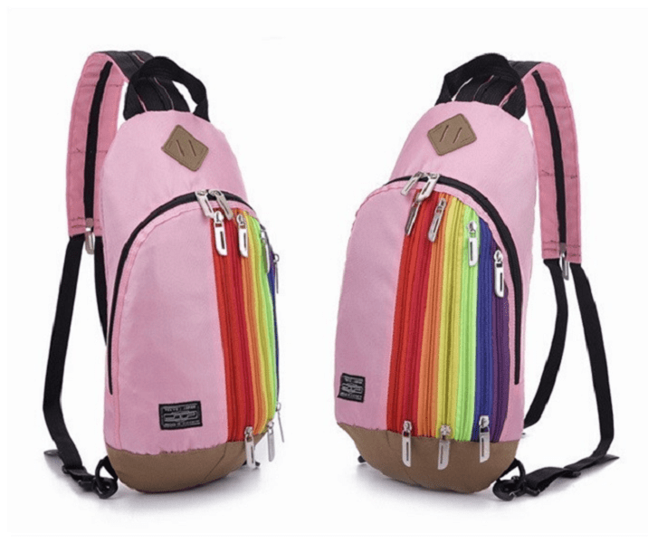 Chic Rainbow Backpacks