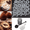 Image of Home Barista Shaker and Stencil Kit