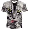 Image of 3D Cat T-Shirts