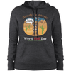 "Image of ALIEN COWGIRL ""Howdy Pardners"" Ladies' Pullover Hooded Sweatshirt"