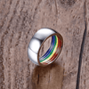 Image of Rainbow Promise Ring