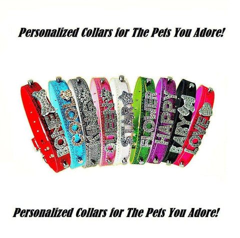 DIY Pet Collar - Personalized Pet Collars