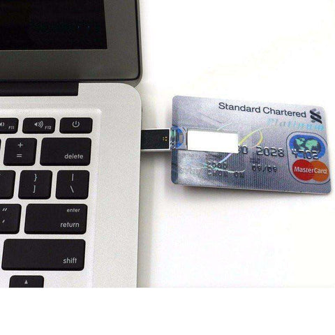 Flash Drive - Credit Card Flash Drive - New