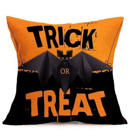 Halloween Throw Pillow Covers