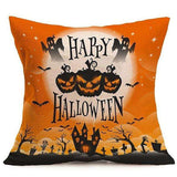 Halloween Throw Pillow Cover Offer