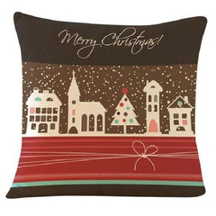 Christmas Throw Pillow Covers - 30% Off Black Friday Special