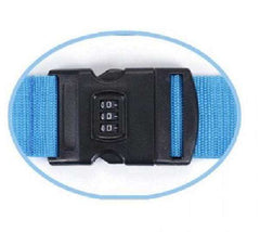 Secure Cross Strap Luggage Belt