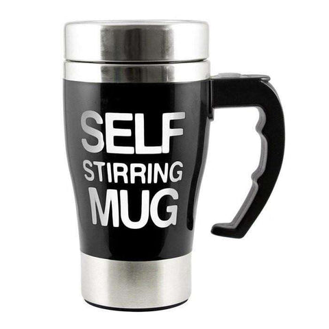 Self Stirring Coffee Mug - Self Stirring Mug