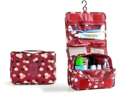 Travel Bag - Hanging Travel Pouch