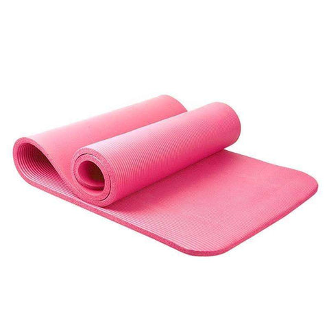 Yoga Mat - Yoga Exercise Mat - 10MM Thickness