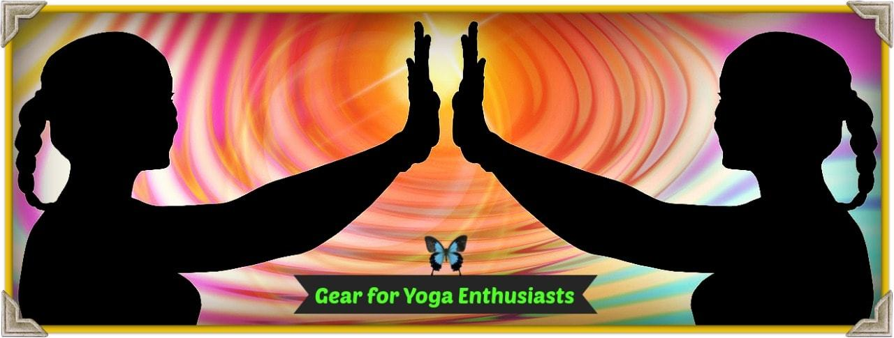 Gear for Yoga Enthusiasts