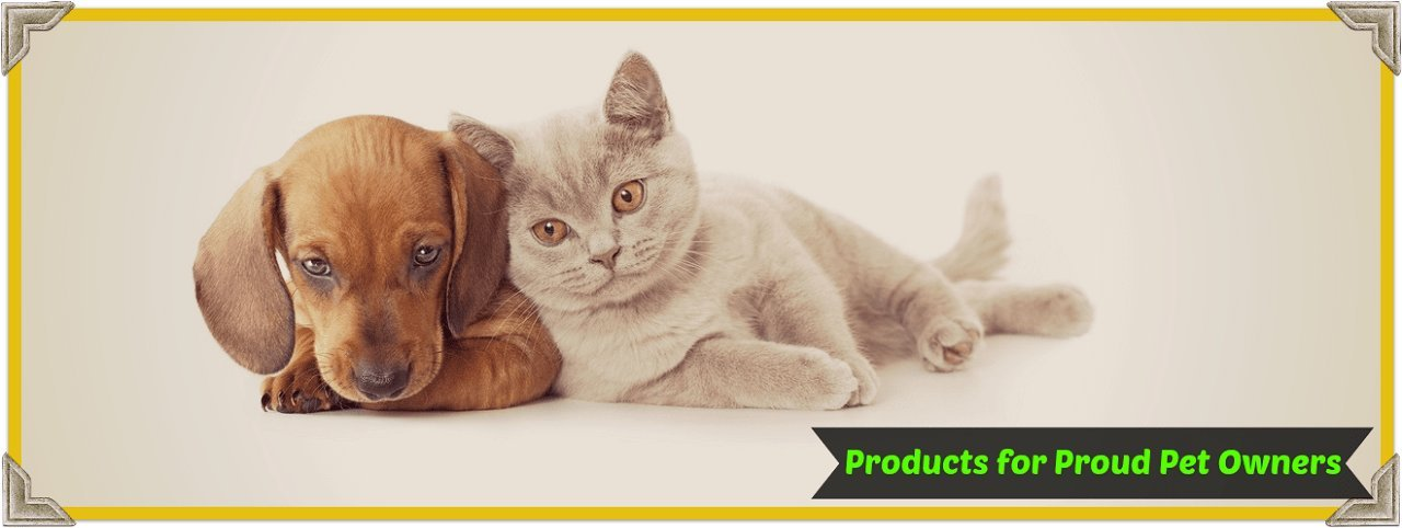 Products for Proud Pet Owners