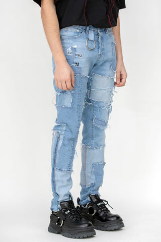 Chaos Denim Blue