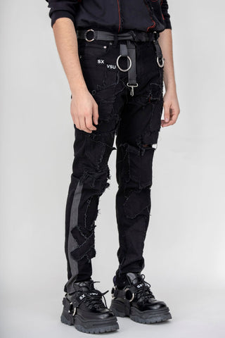 Chaos Denim Black