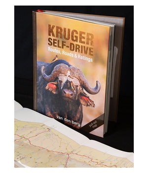 Kruger Self-Drive Reprint - HPH Publishing