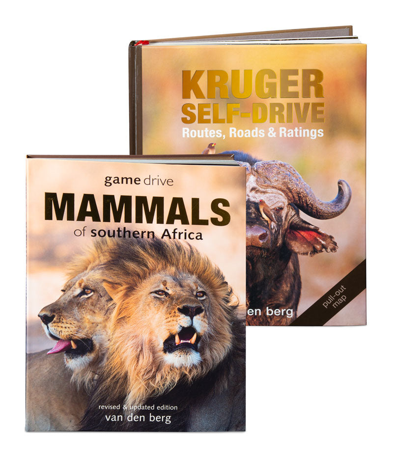 Kruger Self-Drive and Revised Game Drive Mammals - HPH Publishing South Africa