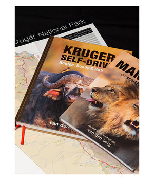 Kruger Self-Drive and Revised Game Drive Mammals - HPH Publishing