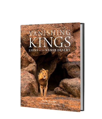 Vanishing Kings – Lions of the Namib Desert. Boxed Edition - HPH Publishing