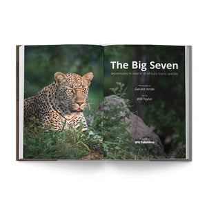Moods of Nature and The Big Seven Bundle with MalaMala prize - HPH Publishing