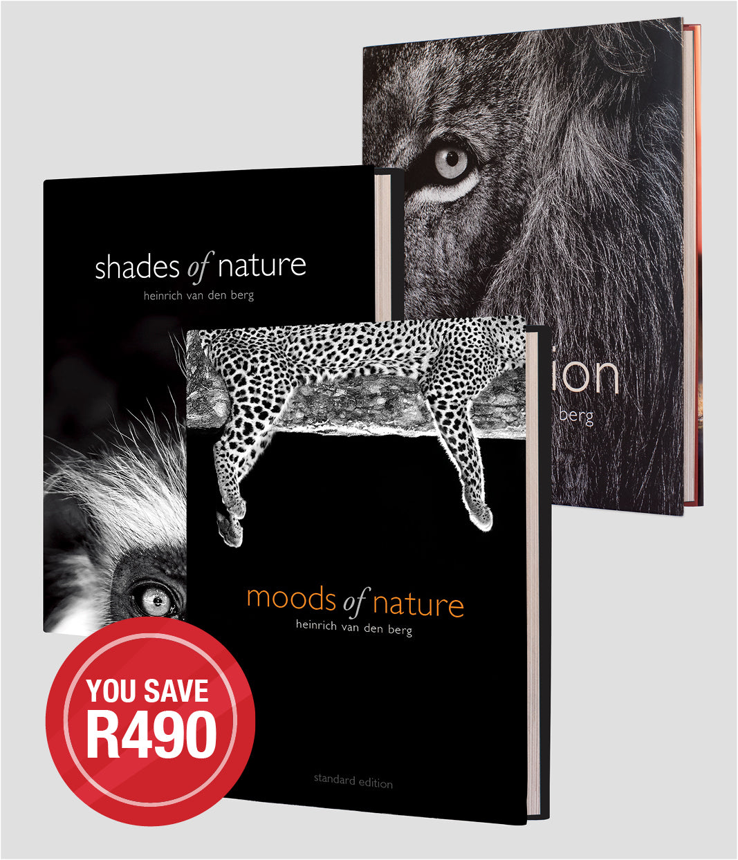 Nature Art Book Set - HPH Publishing